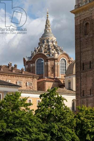 Guarini Chapel, Turin, Italy, 2020 (photo)