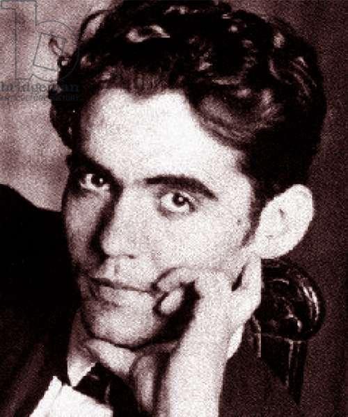 Federico Garcia Lorca, 1900