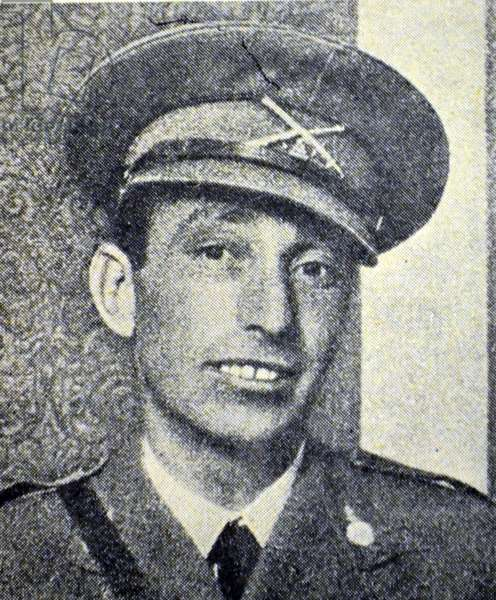 Spanish civil war : Capitan Sediles
