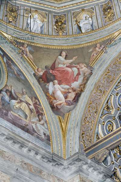 Saint John the Evangelist, 1792-95 (fresco)
