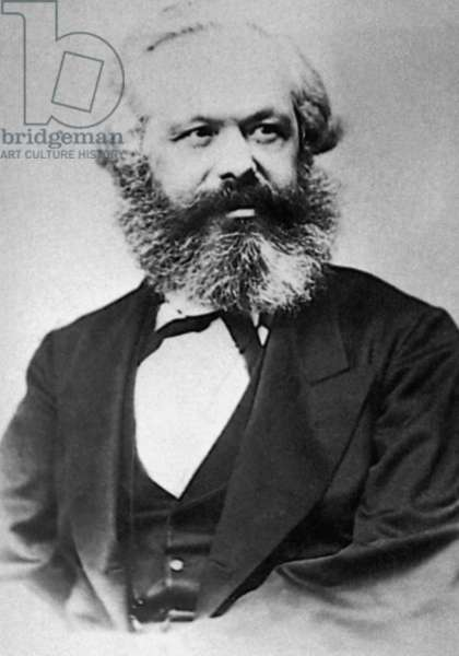 Karl Marx, 1867