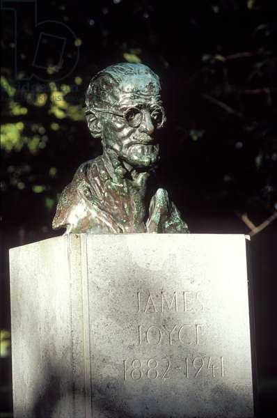James Joyce - bust