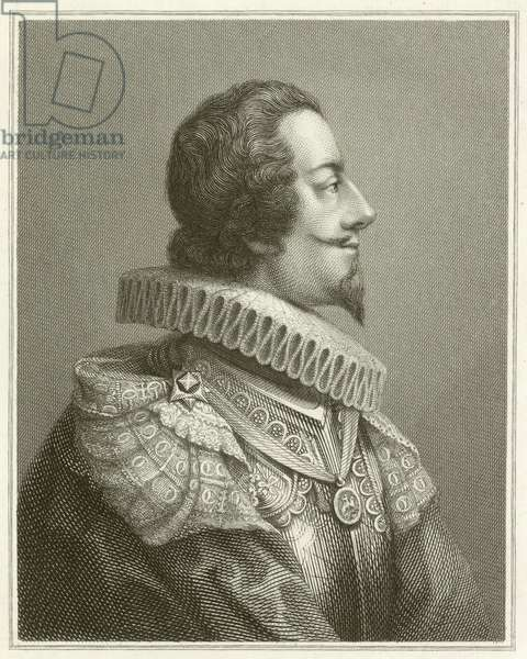 King Charles I (engraving)