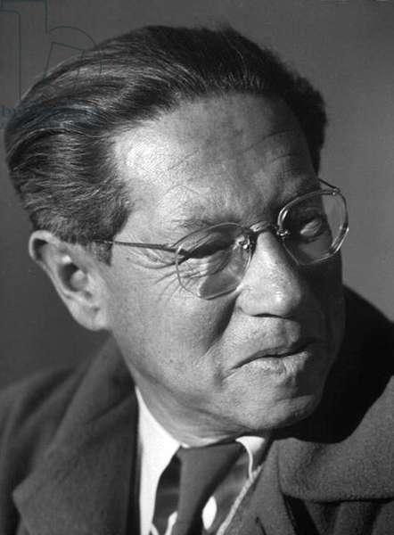 Leon Feuchtwanger, portrait