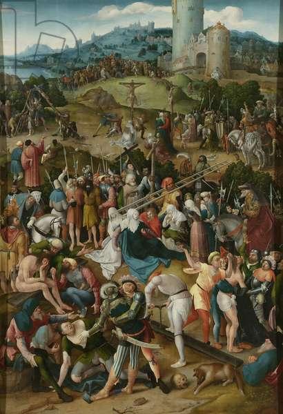 Calvary, c.1520 (oil on panel)