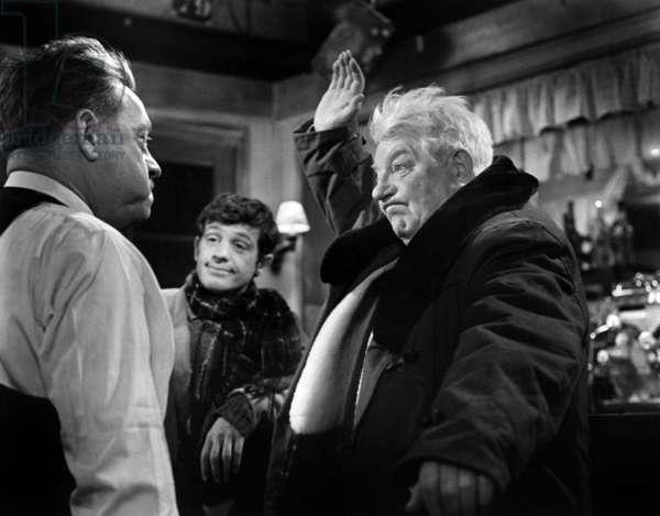 Un singe en hiver de Henri Verneuil avec Jean Paul Belmondo, Jean Gabin, 1962