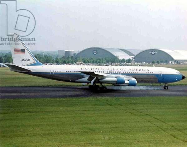 A Boeing VC-137C SAM 26000, 2010
