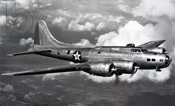 A Boeing B-17 Flying Fortress