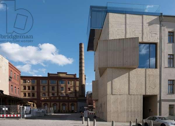 Museum for Architectural Drawings (Tschoban Foundation), Teutoburger Platz, on Pfefferberg