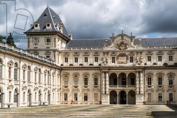 Castello del Valentino, Turin, Piedmont, Italy, 2020 (photo)