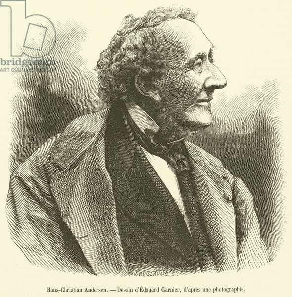 Hans-Christian Andersen (engraving)