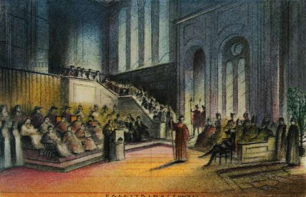 Palestrina by Hans Pfitnzer