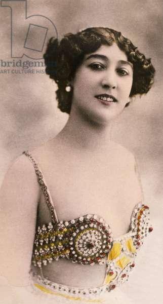 The Belle Otero