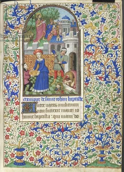 Death of John the Baptist