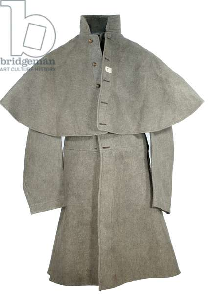 Early War Federal Gray Overcoat
