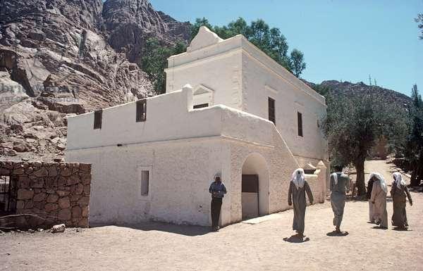 St Catherine Monastery, Sinai, Egypt (photo)