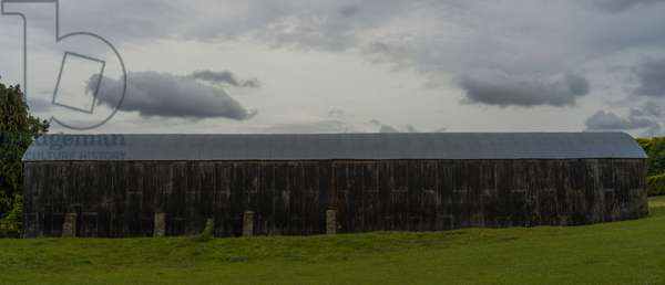 Long Old Barn, 2020 (photo)