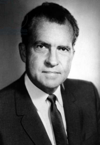 RICHARD NIXON, 1960s
