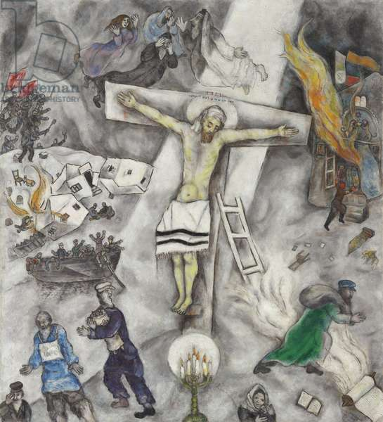 White Crucifixion, 1938