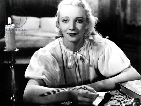 JANE EYRE: JANE EYRE, Virginia Bruce, 1934