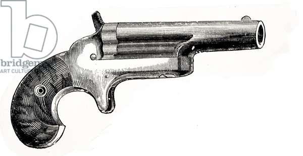 A Colt Revolver