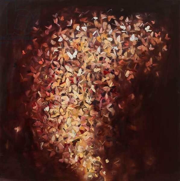 Soprano, 2013 (oil on linen)
