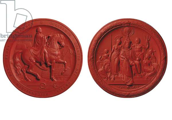 Great Seal of William IV, c.1831 (wax)