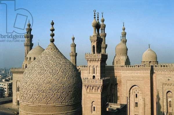 Aqsunqur Mosque (14th-17th century), Cairo, Egypt