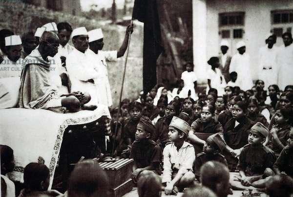 Young Satyagraha and future Mahatma Gandhi, South Africa