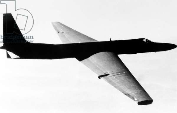 1960s CIA spy plane shot down over Soviet Union