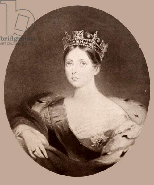 Queen Victoria of Great Britain, 1840