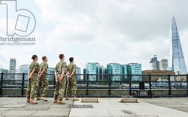 5 Soldiers: The Body is the Frontline by Rosiekay Dance Company