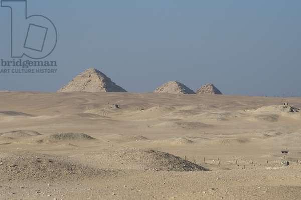 Egypt, Necropolis of Saqqara.