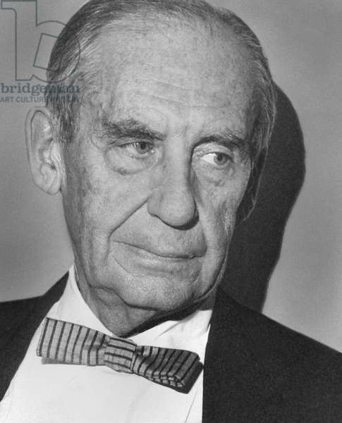 Gropius, Walter 1958