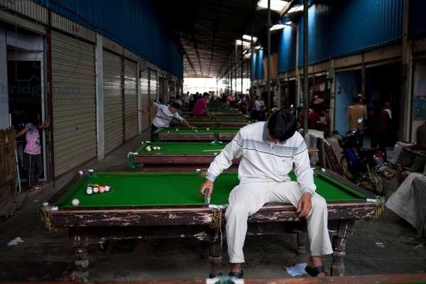 Pool Hall, China (photo)