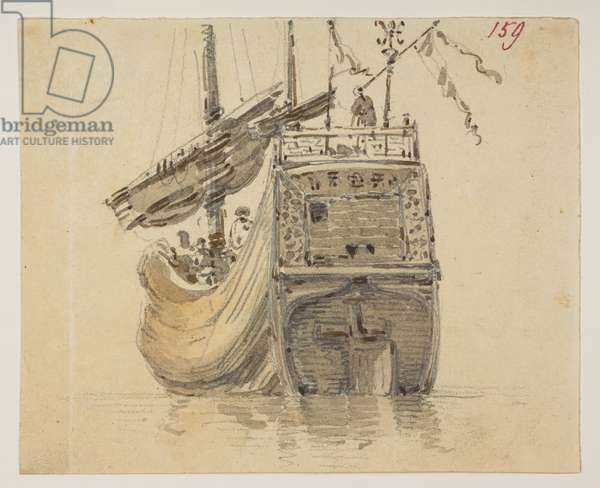 159 A boat.