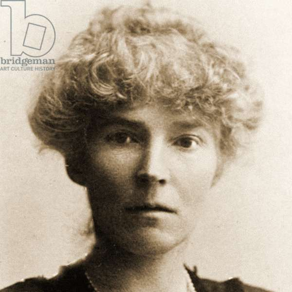 Portrait of Gertrude Bell (photo)