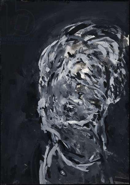 Patrick Garland, 2002 (watercolour)
