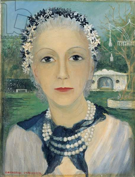 Lady Mendl, After All, c.1941 (oil on canvasboard)