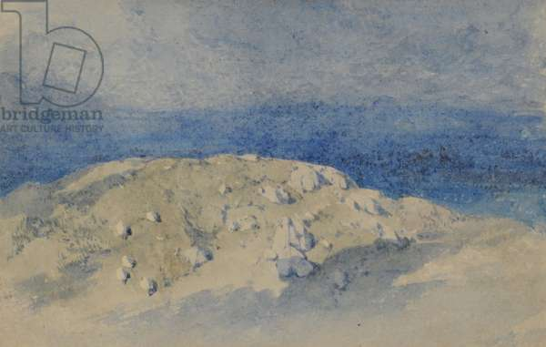 Hill Top, 1840-58 (w/c on paper)