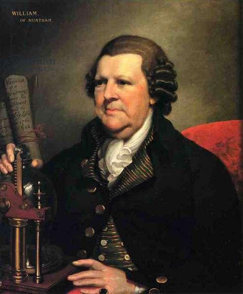 Sir William Frankland of Muntham, Sussex, 1788-90 (oil on canvas)