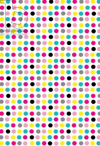 Small Dots, 2015, Digital Media