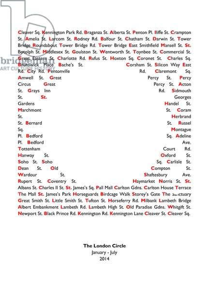 London Circle