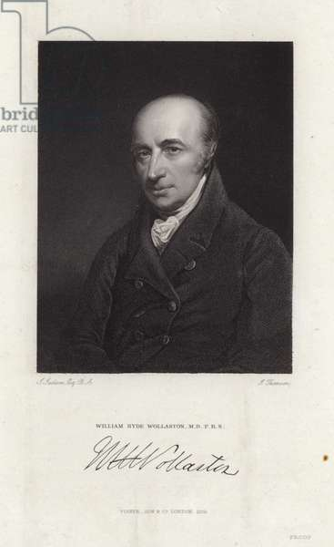 William Hyde Wollaston (engraving)