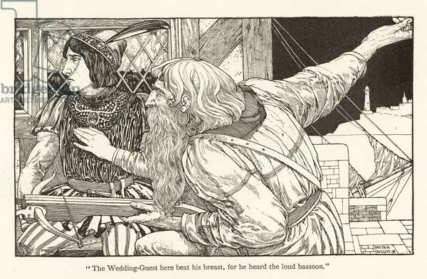 Rime of the Ancient Mariner (engraving)