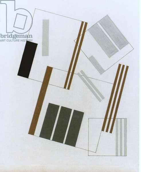 1 - 2 - 3 (colour litho)