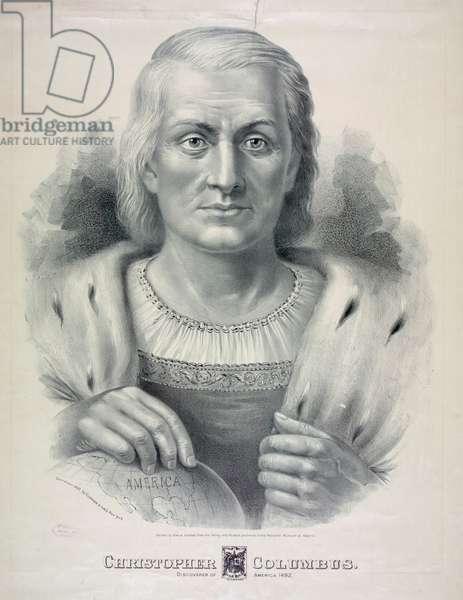 Christopher Columbus: Discoverer of America 1492