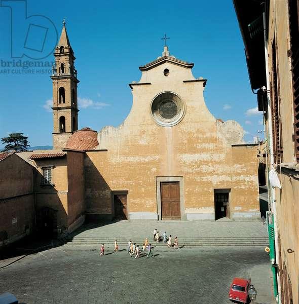 Church of Santo Spirito in Florence, 1471