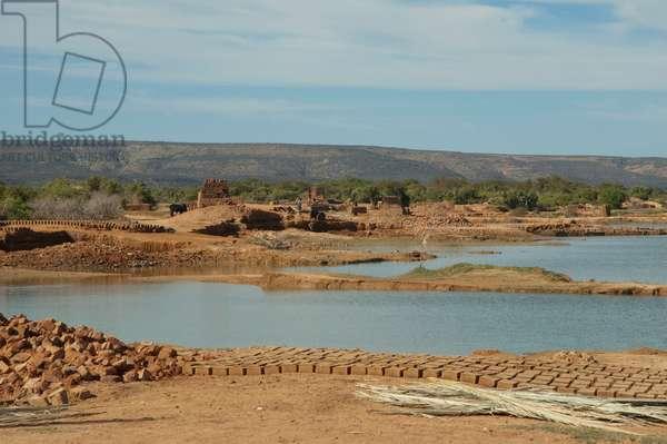 Antsokay, Toliara Province, Madagascar (photo)