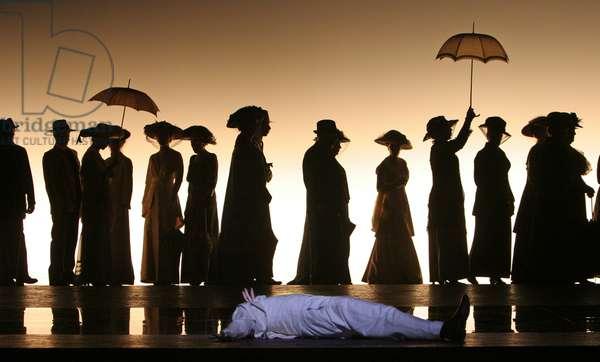 Benjamin Britten 's opera